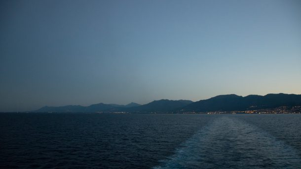Abschied von Korsika