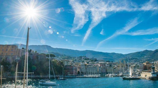 Vieux port Bastia
