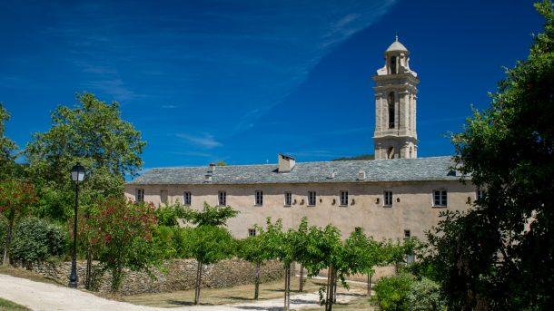 Franziskanerkloster in Valle d'Alesani